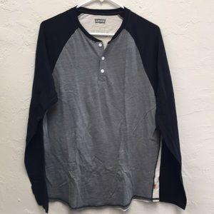 Levi's Men Long Sleeve Shirt Large